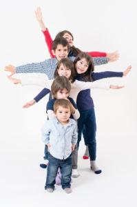 Six Siblings