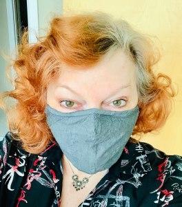 Woman Masked